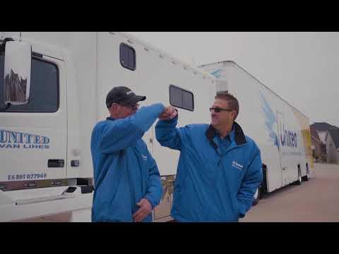 Michael Morrissey 2018 United Van Lines Household Goods East Van Operator of the Year