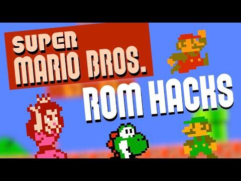 TOP 12 Super Mario Bros. ROM Hacks!