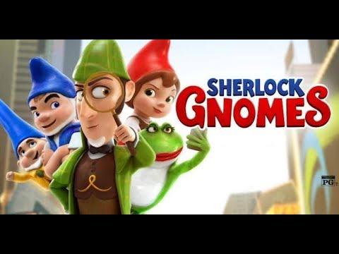 Sherlock Gnomes Movie Storybook Youtube