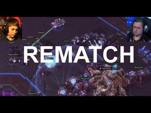 Clem (T) v NightEnD (P) on Neon Violet Square - StarCraft 2 - LOTV 2017