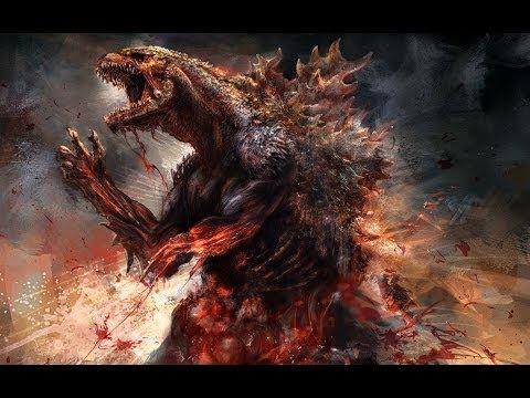 Godzilla Strike Zone All Cutscenes Cinematic