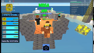 PLAYING SKYWARS ON ROBLOX SANS TEAM AND LOOK WHAT IT GAVE