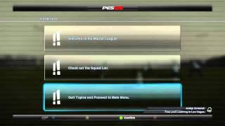 Lets Play Pes 2012 [Meister-Liga] Folge 1 [HD]