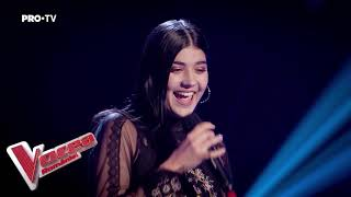 Jasmina Răsădean - I Put A Spell On You | Blind Auditions | The Voice of Romania 2019