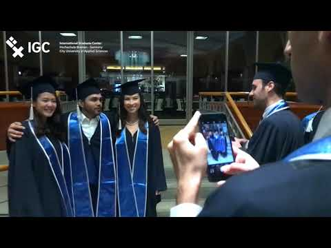 IGC Graduation 2017 Official Aftermovie