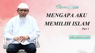 Gambar cover RISALAH HATI -UST. BANGUN SAMUDRA: MENGAPA AKU MEMILIH ISLAM