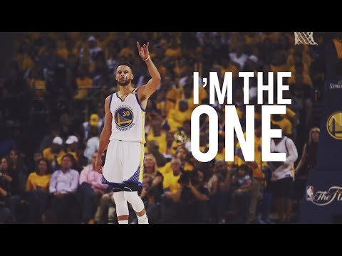 "Stephen Curry ""I'm The One"""