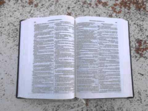 Biblia - Pildele Sau Proverbele Lui Solomon (Lectură)