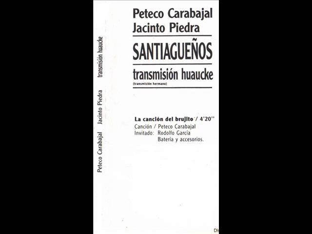 """""""Canción del brujito"""", la obra de Peteco Carabajal para Diego Maradona"""