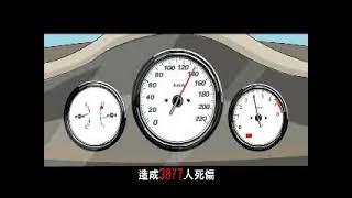 不超速不飆車─儀表板篇