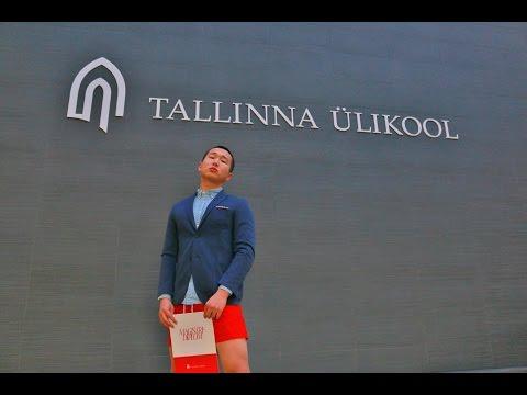 Graduating Tallinn University