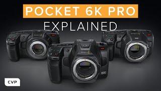 Blackmagic Pocket 6K Pro | Explained