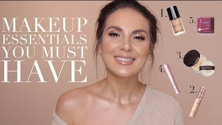 Download MAKEUP ESSENTIALS YOU MUST HAVE | ALI ANDREEA Mp3 and Videos