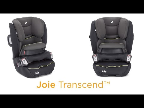 Joie Transcend™ Обзор. Инструкция по применению и уходу.