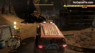 Red Faction: Guerrilla Walkthrough 16 Hammer of the Gods