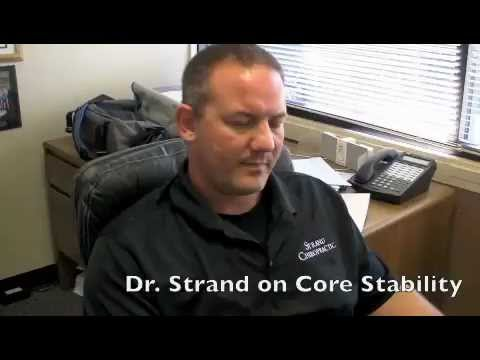 Dr. Casey Strand on Core Stability