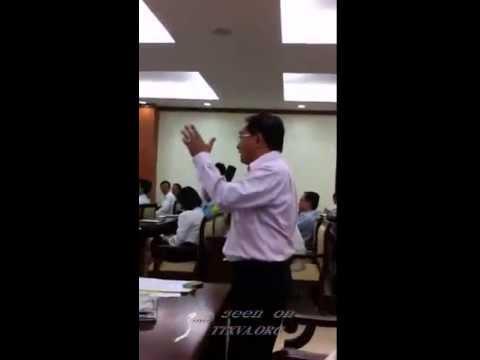 Nguyễn Văn Đực bật Trương Tấn Sang