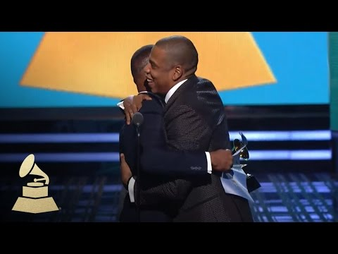 Jay Z And Justin Timberlake Win Best Rap/Sung Collaboration | GRAMMYs