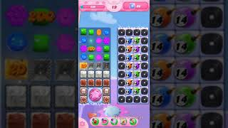 Candy crush saga level 1384 No Booster 3Star