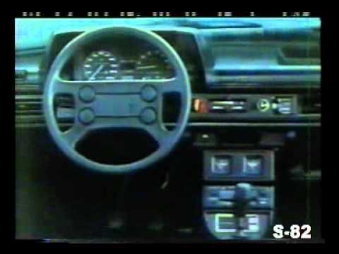 comercial propaganda VW Passat GTS Pointer 1.8 1985 1986 1987 1988 - YouTube