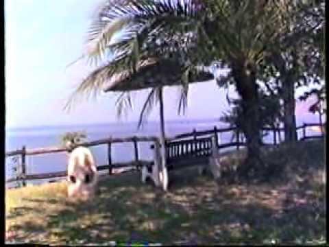1987 Zimbabwe    Lake Kariba, Hotel Carribbea Bay, VHS40/1, by HabariSalam, Plage, Ponton