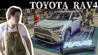 2019 Toyota RAV4 試一下 (New Toyota RAV4 大改款)