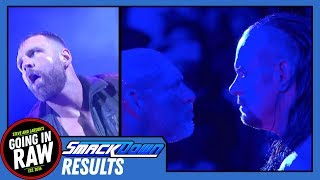 WWE Smackdown Review & Full Results | Mox NJPW Debut Overshadows Goldberg | Going In Raw Podcast
