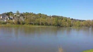 Printemps spring france bord de loire river Tours