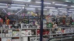 Shopping Vlog In Tamil | Salem Bharathi Super Market Mall | Gowri Vlog In Tamil