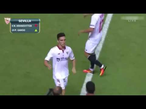 Paulo Henrique ganso contra Barça. ....nação tricolor sdds do ganso....