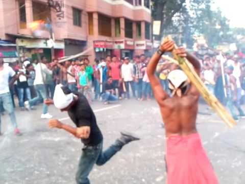 Muharram Matam Juloos At Barasat,Kolkata