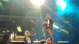 """Turbulence @ Reggae Sumfest, Montego Bay 7-23-11 Performing """"We"""