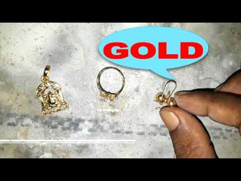 How To Check Gold At Home Test