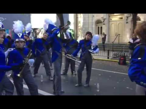 Sapulpa High School Marching Band Mannequin Challenge No. 2