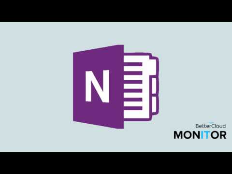An Introduction to OneNote Online
