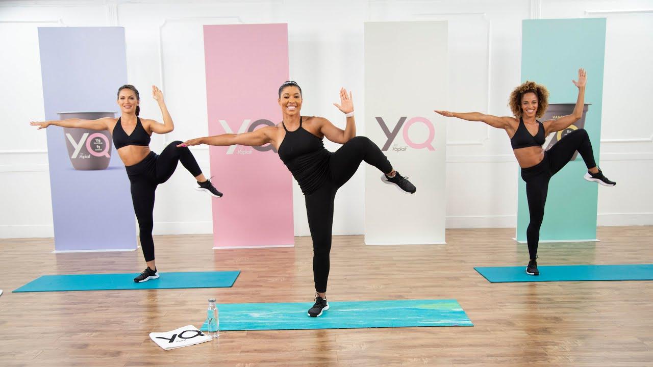 10 Minute Flat Belly Workout Class FitSugar POPSUGAR