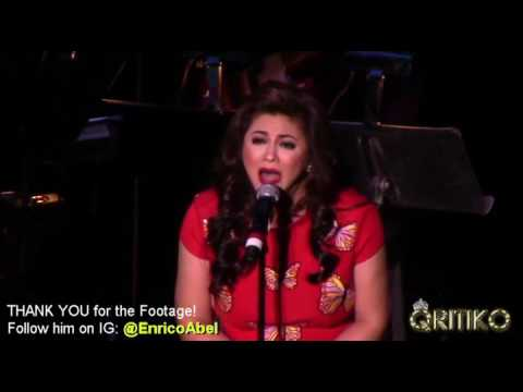 REGINE VELASQUEZ - Dadalhin (Timeless US Tour 2016 - New Jersey)