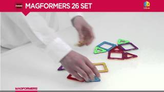 STANDARD MAGFORMERS 26