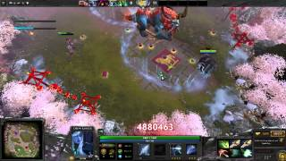 12.02.2014 Solo w/ Dread, XBOCT, Cake, Goodoq: New Bloom /Dota2/