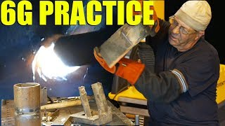🔥 Simulated 6G - How to Practice the 6G Position without Pipe