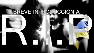 Breve introducción  a R.I.P.