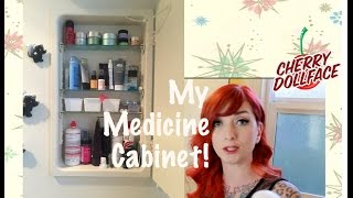 My Medicine Cabinet Beauty Product Haul UPDATE by CHERRY DOLLFACE Thumbnail