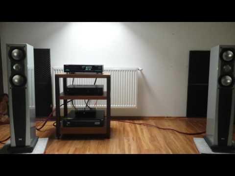 Nakamichi IA-3 amp & Elac speakers !..