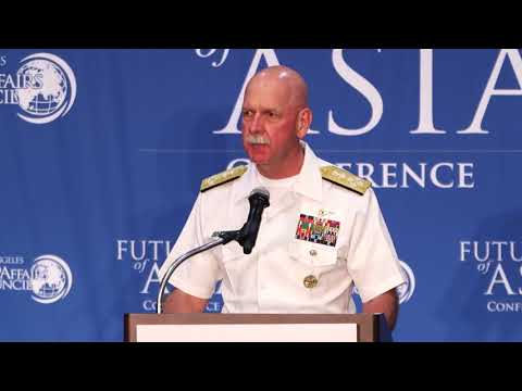 Keynote Address: Securing the Pacific