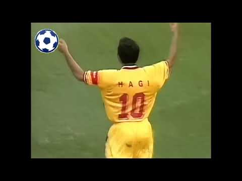 Gheorghe Hagi - World Cup 1994 - Group A | Romania - Switzerland 1:4 | 35' (1:1)