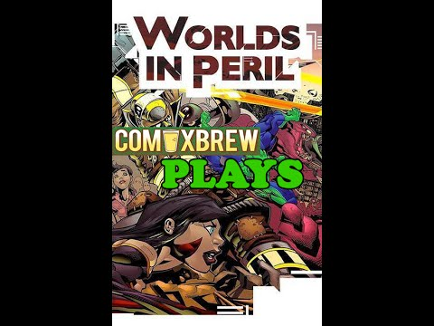 ComixBrew Plays Worlds in Peril Part 4