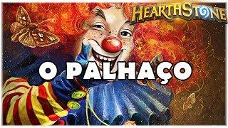 HEARTHSTONE - O PALHAÇO! (STANDARD ODD ROGUE)
