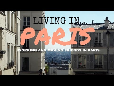 PARIS || Life as an Expat