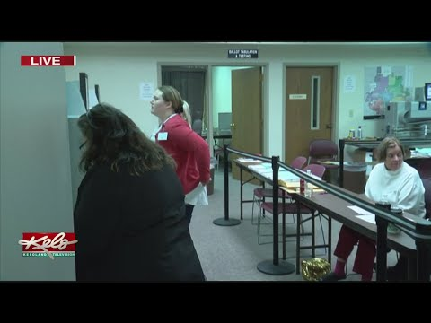 Monitoring Ballots In Minnehaha County