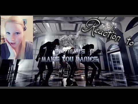 "REACTION TO EVO NINE ""MAKE YOU DANCE"" MUSIC VIDEO/THAILAND"